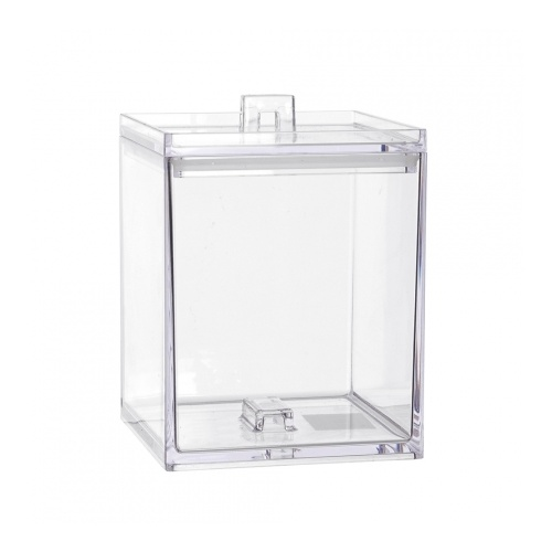 Mee Me Medium Clear Stacking Canister - 1.42 L