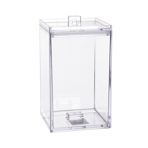 Mee Me Large Clear Stacking Canister - 2.37L