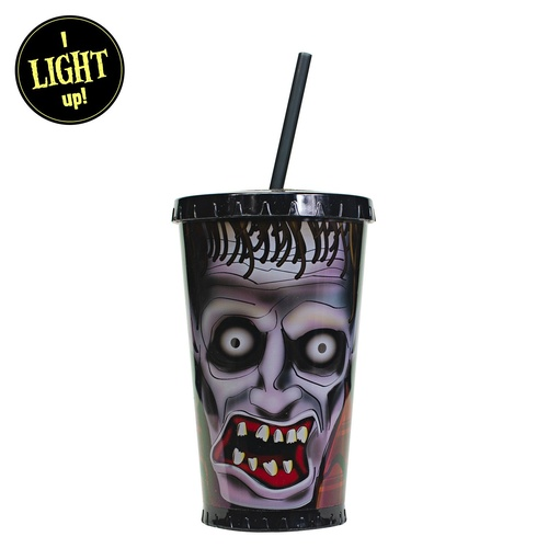 680mL Light Up Halloween Chiller - Zombie