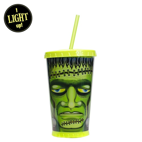 680mL Light Up Halloween Chiller - Monster