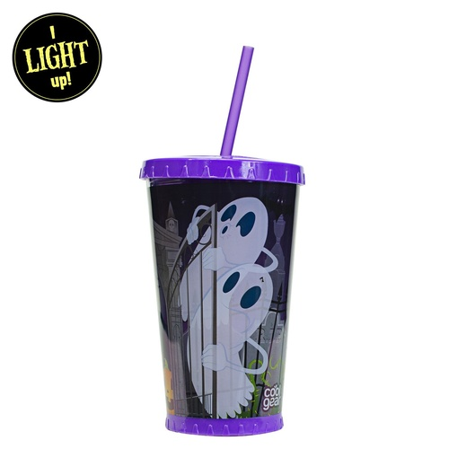 680mL Light Up Halloween Chiller - Ghost