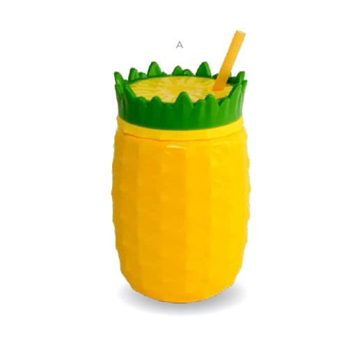 473mL 3D Pineapple Tumbler