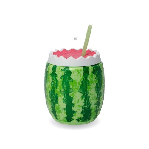 473mL 3D Watermelon Tumbler