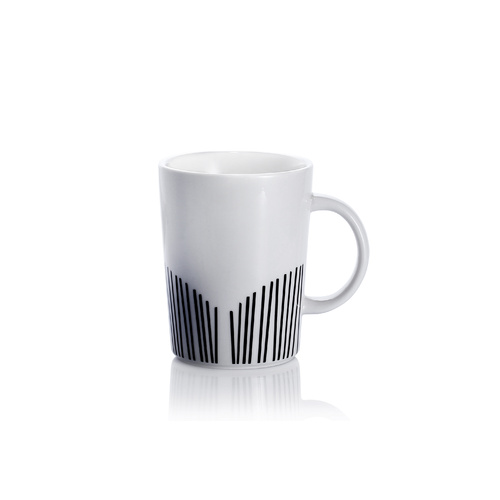 Bzyoo Scribe Coffee Mug-Black