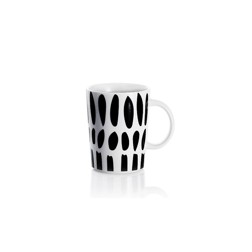 Bzyoo Soar Coffee Mug-Black