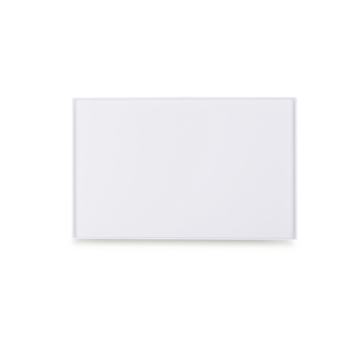 Bzyoo Adup Large Rectangular Platter White