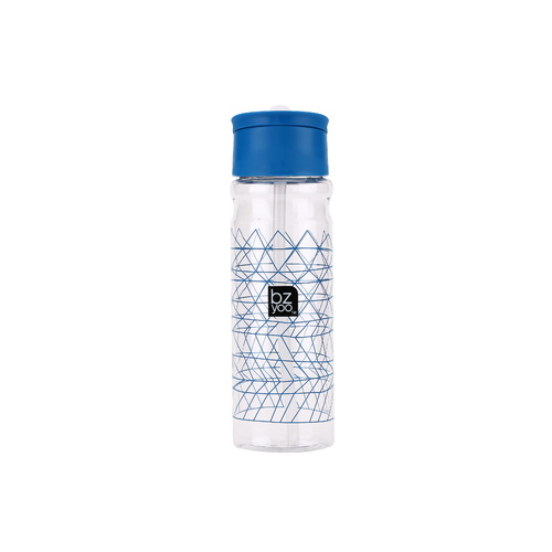 Bzyoo Spidy Ocean Blue 768mL SW Tritan Bottle