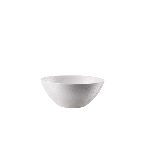 Bzyoo Crest Noodle Bowl - White