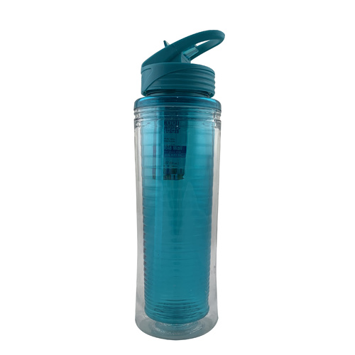 Cool Gear Double Wall Reef Bottle - Aqua