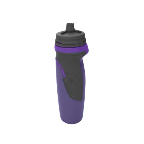 Cool Gear 651mL Hydro Squeeze Bottle Purple - Twist, Squeeze, Drink