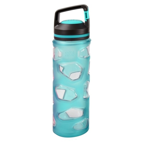 Cool Gear 650mL Rock Tritan Bottle - Light Blue