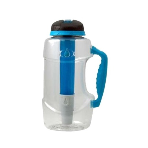 Cool Gear Pure Clear Filter Bottle 1.89L