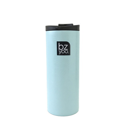 Bzyoo Brew 350mL Small Thermal Bottle Mint