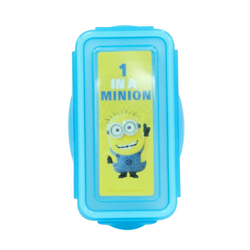Minions Snap Snack Container