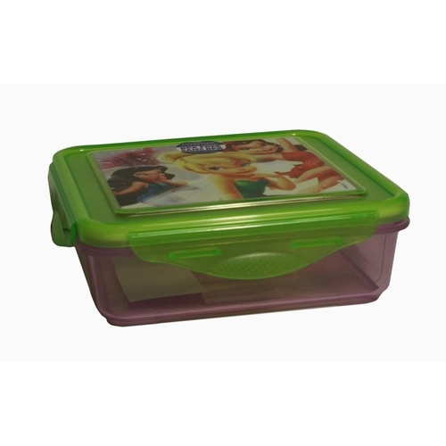 Fairies Snap Sandwich Container