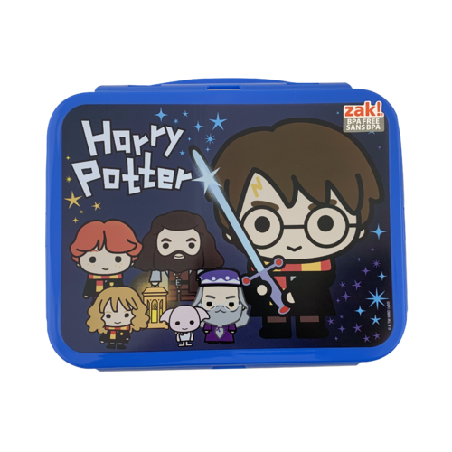 Harry Potter Snap Bento