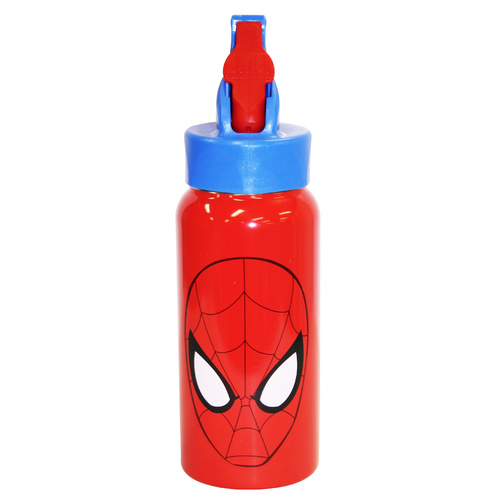 Spiderman Big Face Stainless Steel Bottle