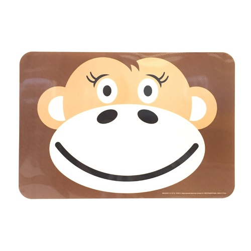 Mike Monkey Lenticular Placemat