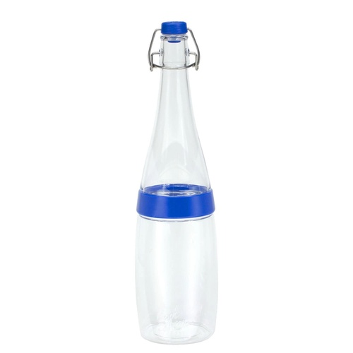 1Ltr Swingtop Bottle - Blue