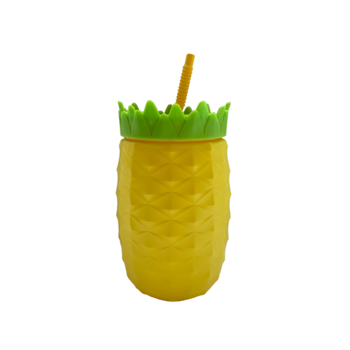 1.8Ltr Pinapple Tumbler - Yellow