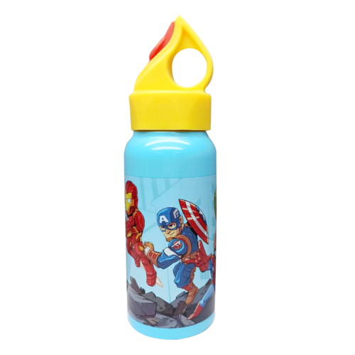 Avengers 473mL Stainless Steel Drink Bottle