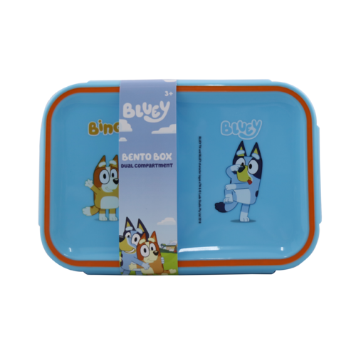Bluey Dual Compartment Lunch Box