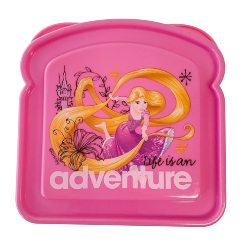 Princess Bread Shape Container
