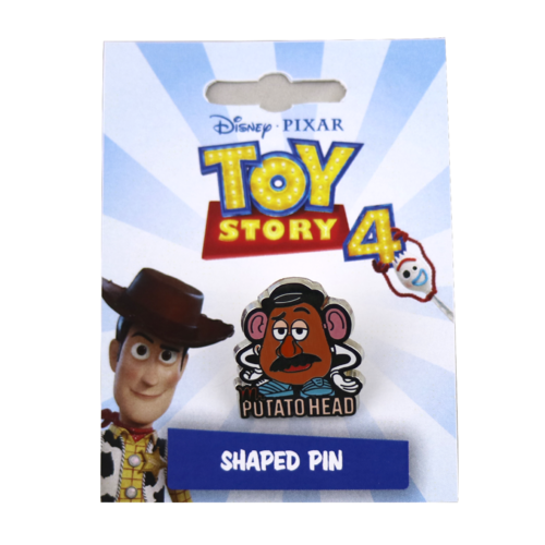 Toy Story 4 Mr Potato Head Collectable Pin